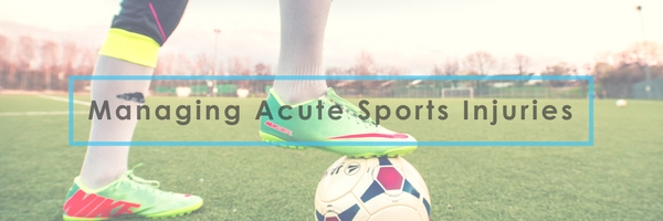 Sport Injury ankle sprain ligament damage muscle tear